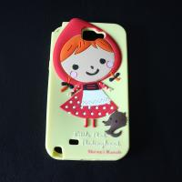 China Shinzi Katoh Eco - Friendly Silicone Phone Cases For Samsung Galaxy N7100 on sale