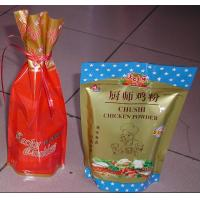 China Coffee / Rice Plastic Bag Packaging , Printed Snack Bag Packaging wholesale