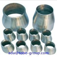 China ASTM A403 / A403M WP321 ASME B16.9 Stainless Steel Concentric / Eccentric reducer wholesale