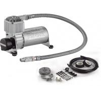 Quality Black And Silver Air Ride Engine Driven Compressor With Fast Pump Function Air for sale