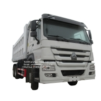 China Sinotruk howo 6x4 10 wheeler 16 cubic meters heavy duty 20ton 25ton dump truck for sand transport on sale