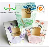 China OEM / ODM Custom Made Corrugated Cardboard Boxes CMYK Offset Printing on sale