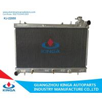 China Subaru Aluminium Car Radiators For Imperza'92-00 At With OEM 45199-Fa030 wholesale