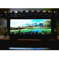 China RGB Gaint Indoor slim SMD Led Screen Display Board P3 2 Years Warrany wholesale