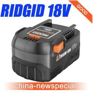 China Ridgid 18V High Capacity 18Volt Lithium-ion Battery R84008 wholesale