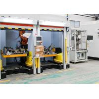 China 6 Axises Frame Structure Automated Welding Systems For Medical Equipment wholesale