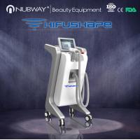 China As same as liposonix technology Hifu slimming machine hot sale for beauty salon wholesale