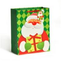 China Cartoon Santa Claus Christmas bag-KR226-1 wholesale