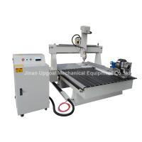 China High Z -axis 4 Axis CNC Wood Engraving Cutting Machine with DSP Offline Control wholesale
