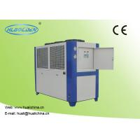 Buy cheap Air Cooled Water Chilling Plant / Industrial Water Chiller For Printing Machine from wholesalers