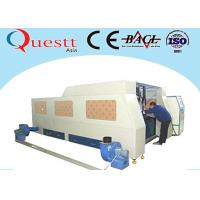 China Convenient Fiber Optic Metal Laser Cutting Machine 2000W For Thick Metal Sheet wholesale