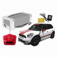 China RC Toy Car with Mini JCW Shape and 1:14, 1:18, 1:24 Scale Model wholesale