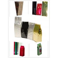 China Gravure Trap Printed Side Gusset Stand up Bags for Coffee or Nuts, Bath Salts, Chrips wholesale