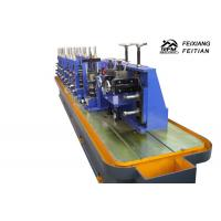 China Aluminum Automatic Cold Roll Forming Machine , Reliable Steel Pipe Bending Machine on sale