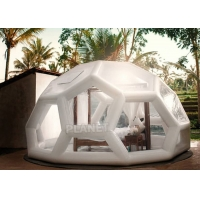 China 5M Airtight Outdoor Inflatable Bubble Tent Jungle Lodge Ubud wholesale