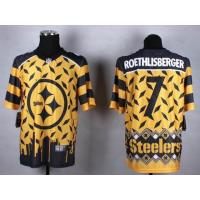 China supply nike nfl steelers Noble Fashion elite jersey wholesale
