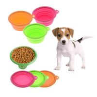 China Collapsible Silicone Bowl / Microwave Food Container for Pet wholesale