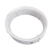 China Single Metal Disposable Masks 3mm Plastic Nose Wire wholesale