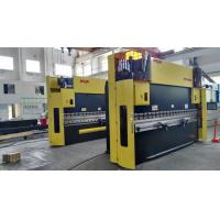 China Delem System Steel CNC Hydraulic Press Brake 120T Amada Toolings 380V / 50HZ wholesale