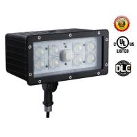 China UL DLC List 6800Lm 70W LED Flood Light Energy Saving Aluminum Housing wholesale