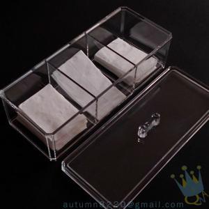 China acrylic drawer organizers wholesale