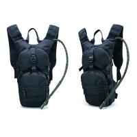 China Tactical Hydration Pack Backpack 900D with Bladder for Hiking Biking Running Walking and Climbing on sale
