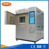 China Climatic Thermal Shock Charpy Impact Test Chamber In Lab Test Equipment wholesale