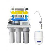 China Kitchen Undersink Reverse Osmosis Water Filtration System 8 Stages 50gpd wholesale