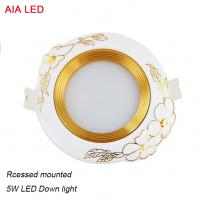 China High power 5W LED and High quality  ceramic LED down light in hotel used wholesale