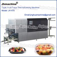 China Plastic Trays/food box theromoforming machine/with lower power consumer and smart control wholesale