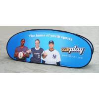 """China Pop Out Advertising Banner Stands For Tent Golf 79"""" W X 35"""" H Size wholesale"""