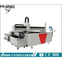 China Dual - Use Fiber Laser Cutting Machine With Rotary Attachment CE / ISO / FDA Approved wholesale