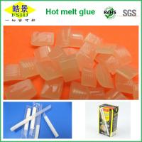 China Packaging Hot Melt Adhesive Glue For Beverage Industry And Straw Packing wholesale