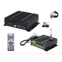China 4 Channel 720P AHD SD Card Mobile DVR / Audio Surveillance Recording System wholesale