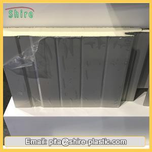 China Aluminum Insulated Panel Clear Plastic Sticky Film , Protective Auto Film Multi Purpose wholesale