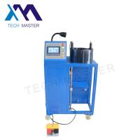 China Mercedes , BMW Air Suspension Manual Hydraulic Hose Pipe Crimping Machine Portable wholesale