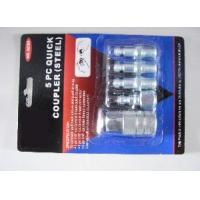 China 5 PC Quick Coupler Kit (Zinc Alloy) wholesale