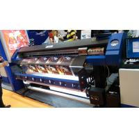 China DX7 Head UV LED Inkjet Printer 1700mm Printing Width for Special Materials wholesale