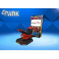 China 1-2 Players Racing Game Machine , Competition Networked Motorcycle Arcade Simulator wholesale