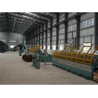 welding electrode production line for welding electrode manufacturing