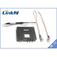 Buy cheap COFDM Drone UAV Long Range Video Transmitter 20KM Receiving Sensitivity from wholesalers