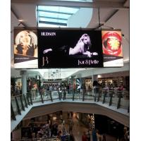 China Hanging P7.62 Indoor Full Color Led Display For Airport , Shopping Center wholesale