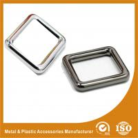 China Metal Ring Multi Color Inner 26.3X20.3X5.2MM Zinc Alloy Handbag Accessories wholesale