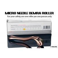 China Stainless steel Micro Needle Medical Grade Derma Roller With 540 Needles wholesale