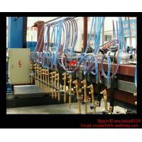 China Multi-Head Strip Flame CNC Cutting Machine For Steel Structure , 9 Strip Torches wholesale