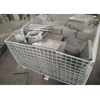 China Metal Mould Casting Wear Performance No Breakage , Cr12 Mill Liners wholesale