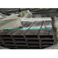 China Square Welded 304 ASTM A554 Structural Steel Pipe on sale