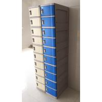 China Anti Corrosion School Gym Lockers 10 Tier Corrosion Proof / Vandal Resistant wholesale