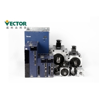 China 380V 7.5KW Closed Loop Servo System With 24 Bit Absolute Encoder wholesale