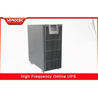 Quality 6-10kva Uninterruptable Power Supply , Telecom Online Double Conversion UPS for sale